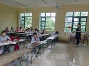 Thanh Hóa khắc phục hậu quả mưa lũ tại các trường học miền núi
