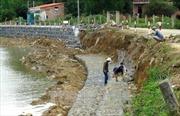 Khánh Hòa đầu tư khắc phục sạt lở bờ sông Cái