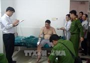 Bắt đối tượng ném chai xăng khiến 1 người bị bỏng nặng