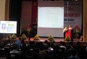 Hội thi báo cáo viên giỏi tỉnh Nam Định năm 2017