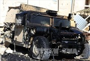 Đánh bom liều chết tại nhà thờ Hồi giáo ở thủ đô Kabul