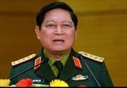 Đoàn đại biểu quân sự cấp cao Việt Nam dự Hội nghị Bộ trưởng Quốc phòng các nước ASEAN và thăm chính thức Philippines