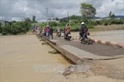 Hiểm họa từ những cây cầu xuống cấp tại Lâm Đồng