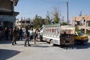 IS sát hại hàng trăm người Syria tại thị trấn Al-Qaryatain