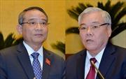 Hôm nay, Thủ tướng trình miễn nhiệm 2 thành viên Chính phủ