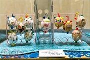 Những tác phẩm nghệ thuật độc đáo từ trứng trong Hội nghị Thượng đỉnh về trứng tại Hà Nội