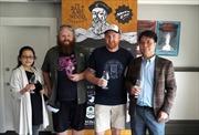 Giới thiệu bia Việt tại Hội chợ Bia Thái Bình Dương ở New Zealand