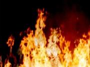 Lâm Đồng: Cháy nhà gỗ, ba bố con tử vong
