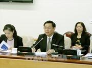 Phó Thủ tướng Vương Đình Huệ: Nghiên cứu trả lương theo cấp bậc, vị trí