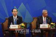 Chủ tịch nước dự và phát biểu tại Đối thoại Lãnh đạo APEC và ABAC