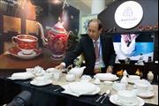 Giới thiệu nhiều sản phẩm gốm sứ đậm bản sắc Việt Nam tại APEC