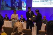 ASEAN ký Hiệp định Thương mại tự do với Hong Kong
