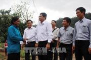 Hỗ trợ đồng bào miền Trung khắc phục hậu quả mưa bão