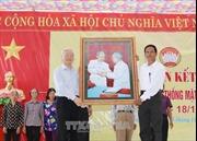Tổng Bí thư Nguyễn Phú Trọng dự Ngày hội đại đoàn kết toàn dân tại Hải Phòng