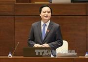 Bộ trưởng Phùng Xuân Nhạ: 12.000 tỷ đồng đào tạo tiến sĩ sẽ không đào tạo tràn lan