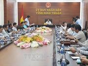 Ninh Thuận và Khánh Hòa khẩn trương ứng phó với cơn bão số 14