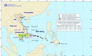 Bão số 14 suy yếu thành áp thấp nhiệt đới, đi vào đất liền Khánh Hòa - Bình Thuận