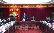 Thủ tướng Nguyễn Xuân Phúc làm việc với tỉnh Bắc Kạn