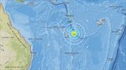 Sóng thần sau động đất mạnh ở Nam Thái Bình Dương