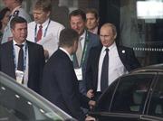 Thực hư tin đánh bom đoàn xe của Tổng thống Putin bằng 50 quả bom