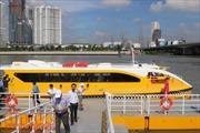 Tuyến buýt đường sông đầu tiên ở TP Hồ Chí Minh sẽ khai trương ngày 25/11