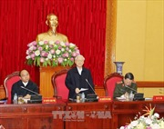 Phiên họp thường kỳ Ban Thường vụ Đảng ủy Công an Trung ương