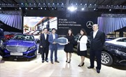 """Công ty Bali Limousine mạnh tay """"tậu"""" 25 xe Mercedes-Benz"""