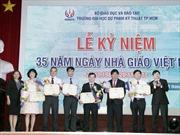 ĐH Sư phạm Kỹ thuật TP. Hồ Chí Minh nâng cao trách nhiệm người thầy