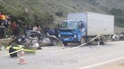 Tại nạn nghiêm trọng tại Sơn La làm 4 người chết