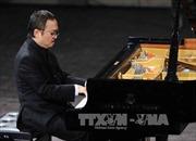Nghệ sĩ Đặng Thái Sơn biểu diễn tại Đêm giao lưu âm nhạc Việt - Hàn
