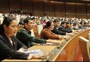 Quốc hội đồng ý về chủ trương vốn cho cao tốc Bắc-Nam phía Đông khoảng 118.700 tỷ đồng