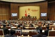 Thông cáo số 24 Kỳ họp thứ 4, Quốc hội khóa XIV