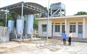 Hơn 1/3 công trình cấp nước sạch nông thôn tại Kon Tum hoạt động kém hiệu quả