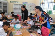Giáo dục ở xã đảo Lại Sơn đi lên từ '5 thiếu - 1 dư'