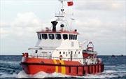 Điều động tàu vượt sóng cao 4m để cứu cháu bé gần 8 tháng tuổi ở Cù Lao Chàm