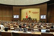 Thông cáo số 25 kỳ họp thứ 4, Quốc hội khóa XIV