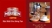 Cà phê Trung Nguyên mở đại diện tại Trung Quốc
