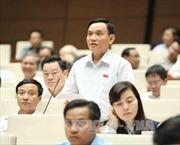 Đại biểu Quốc hội kiến nghị thêm công an xã vào lực lượng vũ trang nhân dân
