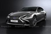 Toyota ra mắt phiên bản mới nhất của Lexus tại Thái Lan
