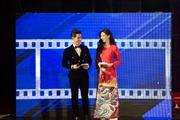 MC Nguyên Khang hội ngộ 'Song Linh' tại LHP lần thứ 20