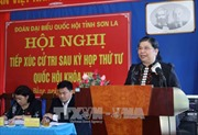 Xử lý nghiêm cán bộ sai phạm liên quan đến tái định cư Thủy điện Sơn La
