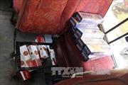 Tây Ninh: Phạt trên 2,5 tỷ đồng cho hành vi vận chuyển thuốc lá nhập lậu