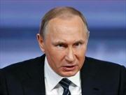 Những vấn đề nổi cộm Tổng thống Putin đối mặt qua 11 năm họp báo thường niên