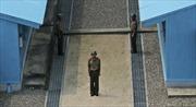 Lính Triều Tiên vượt hàng rào canh gác, đào tẩu sang Hàn Quốc