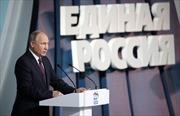 Tổng thống Putin: Không nên coi nước Nga là 'người bà đáng mến'