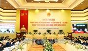 Hội nghị trực tuyến Chính phủ với các địa phương: Các tư lệnh ngành hiến kế