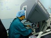 Robot phẫu thuật cắt tuyến tiền liệt tận gốc điều trị ung thư
