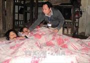 Rét đậm, rét hại ảnh hưởng lớn tới đời sống của người dân Hà Giang