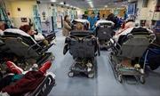 Y tế Anh khủng hoảng trầm trọng trước dịch cúm lan tràn