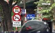 Hà Nội cấm Grab, Uber đi vào 13 tuyến phố trong giờ cao điểm
